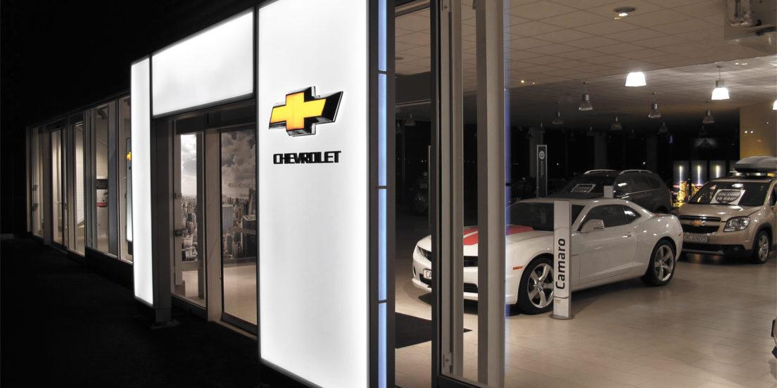 Chevrolet: