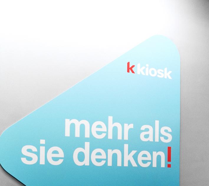 k kiosk: