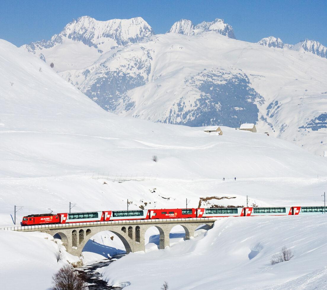 Glacier Express: