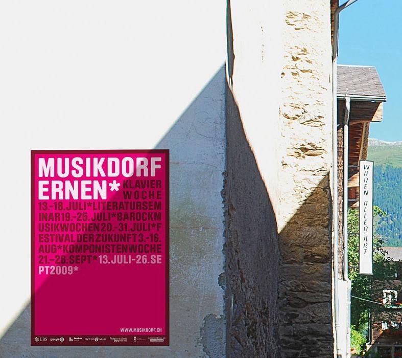 Musikdorf Ernen: