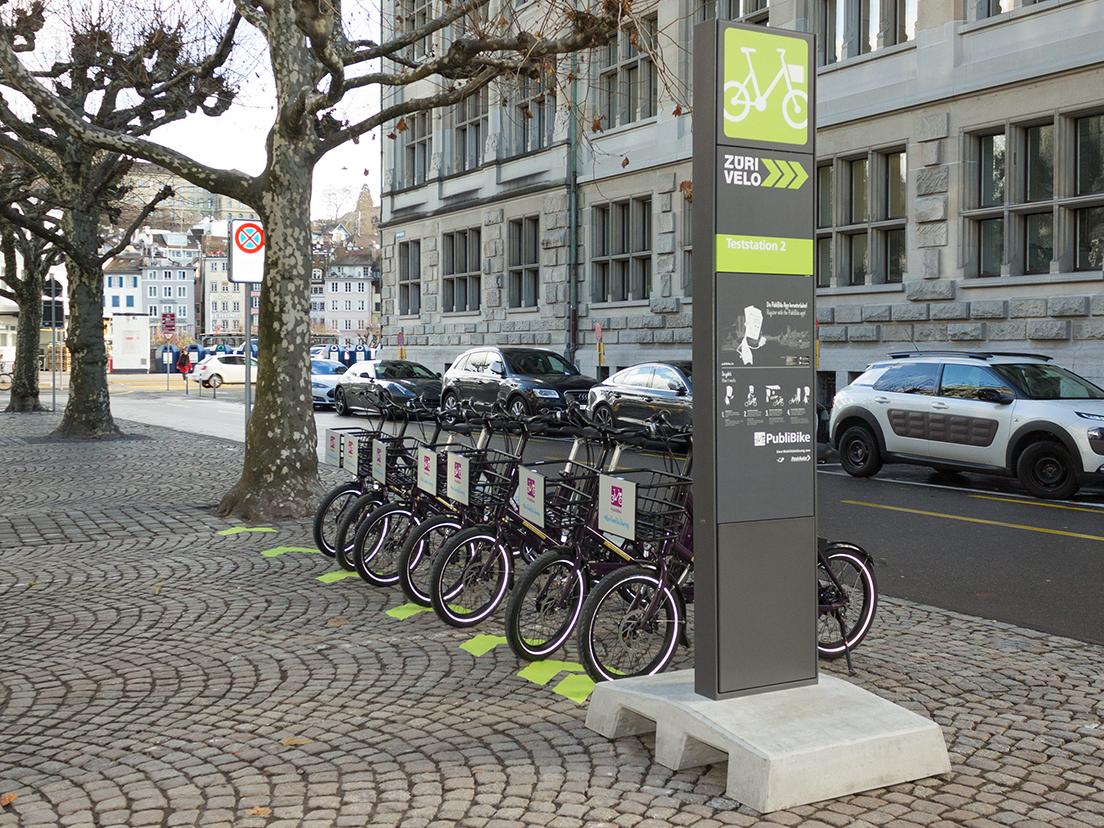 Mit PubliBike die Mobilität in der Stadt verändern
