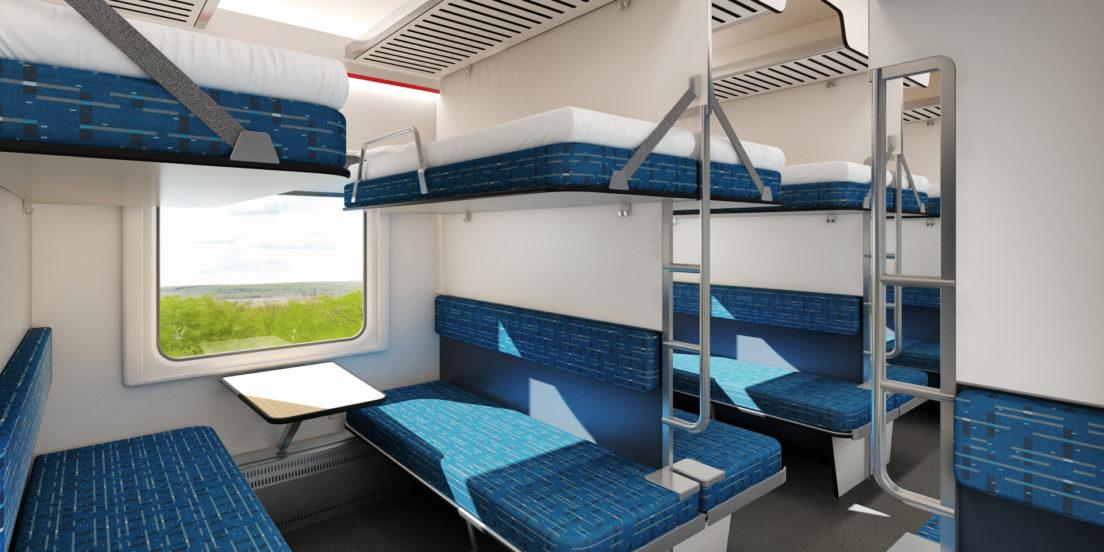 Russische Staatsbahn: