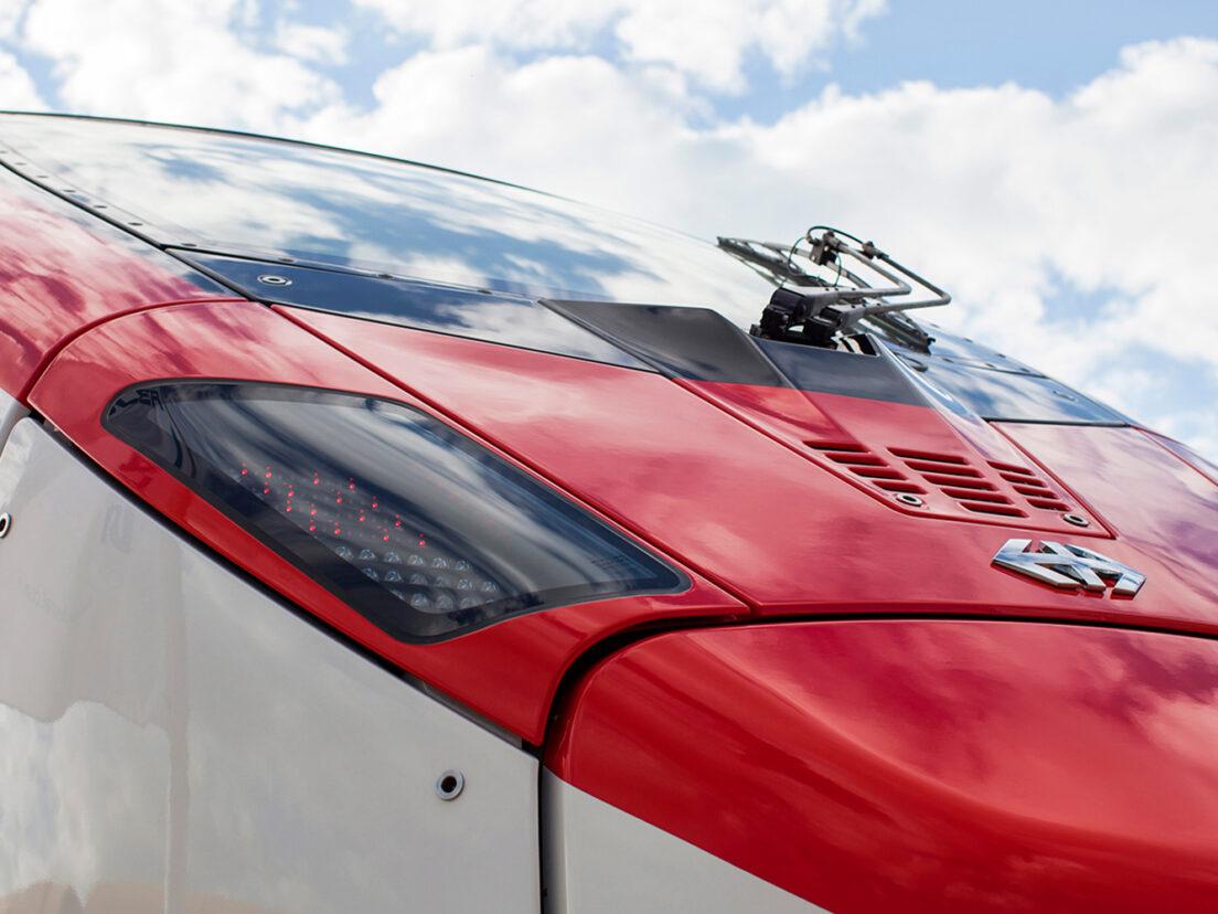 Stadler Rail/SBB: