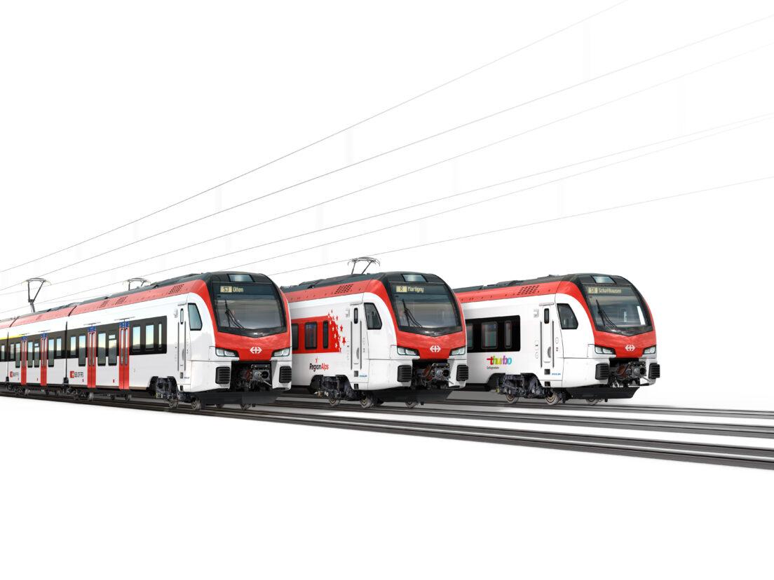Der neue Standard im Schweizer Regionalverkehr